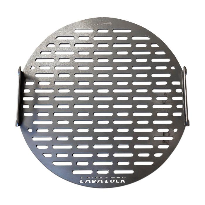 LavaLock® Slotted UDS Grate - 21.75 in - Laser cut