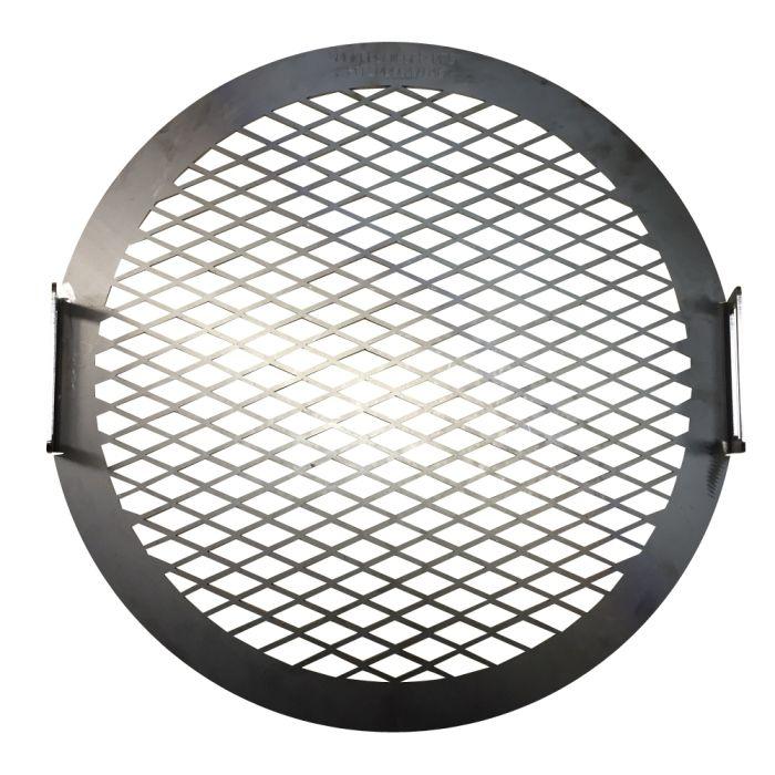 Laser 22 inch diameter ROUND grill grate - Laser cut