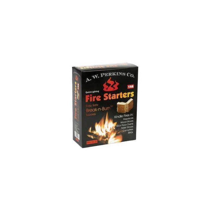 Firestarter squares, Large 144 ct Perkins AW 25