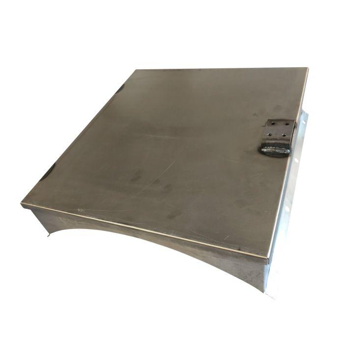 Lavalock® Quick Coal Door for 55 gallon drum or 22