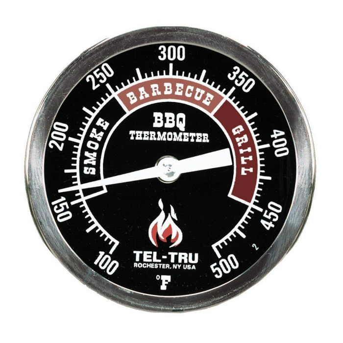 Tel-TruⓇ BQ300 Thermometer 3 in. Face 4