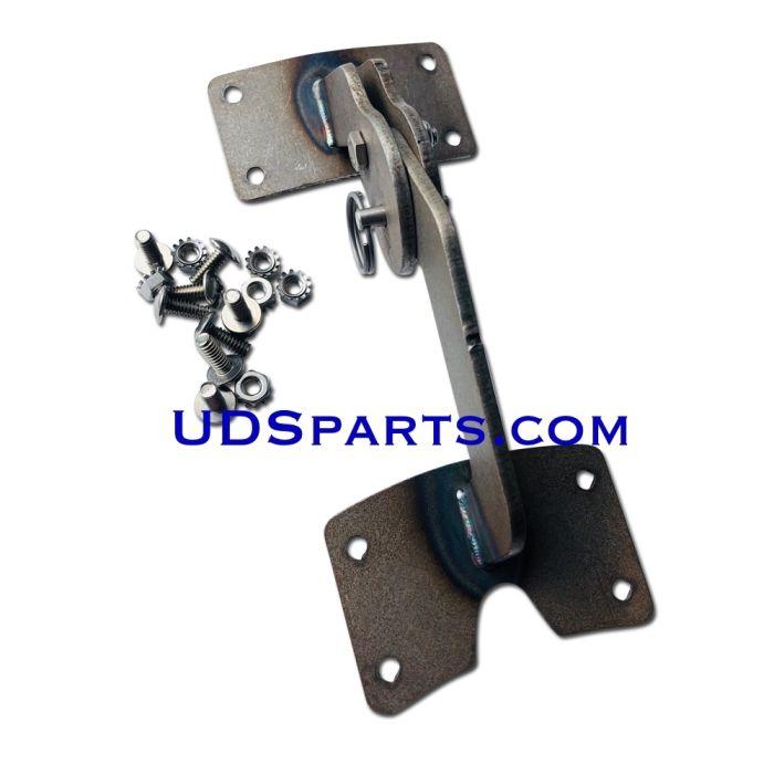 Steel UDS hinge