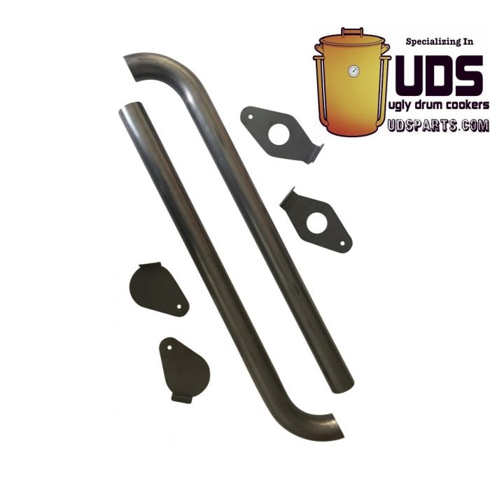 WELD-ON UDS LONG TUBE 1-1/2