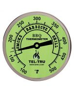 tel tru glow in the dark bbq thermo